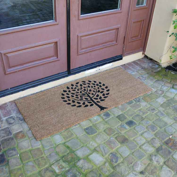 Modern Front Door Mats Recent Collection With Modern