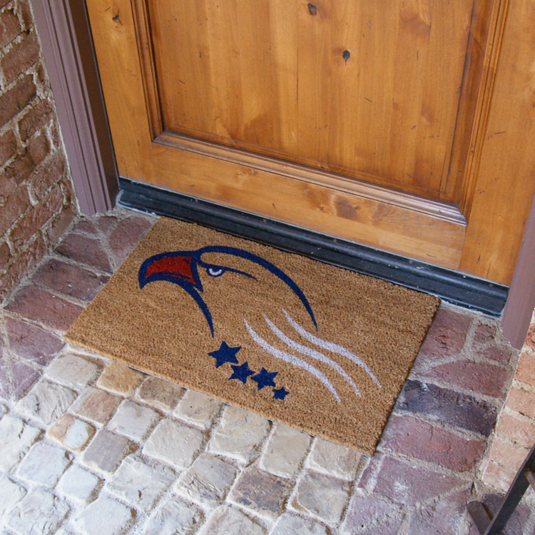 U201cBuilt On Courageu201d U2013 An American Doormat