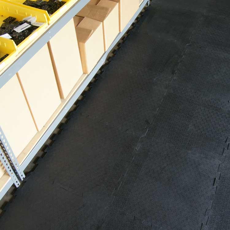 Armor Lock Interlocking Rubber Tiles