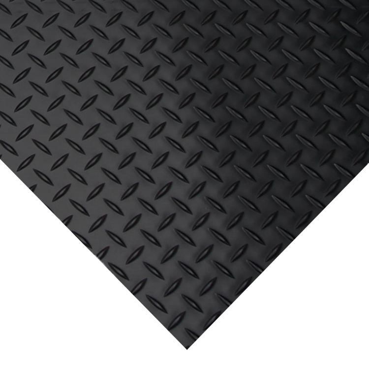 Diamond Plate Roll Rubber Matting