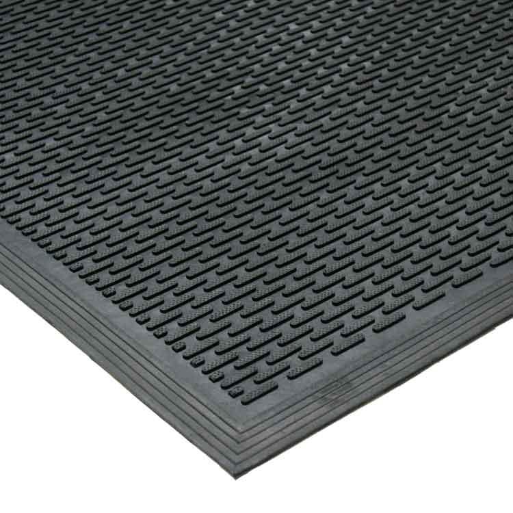 Non slip floor mats