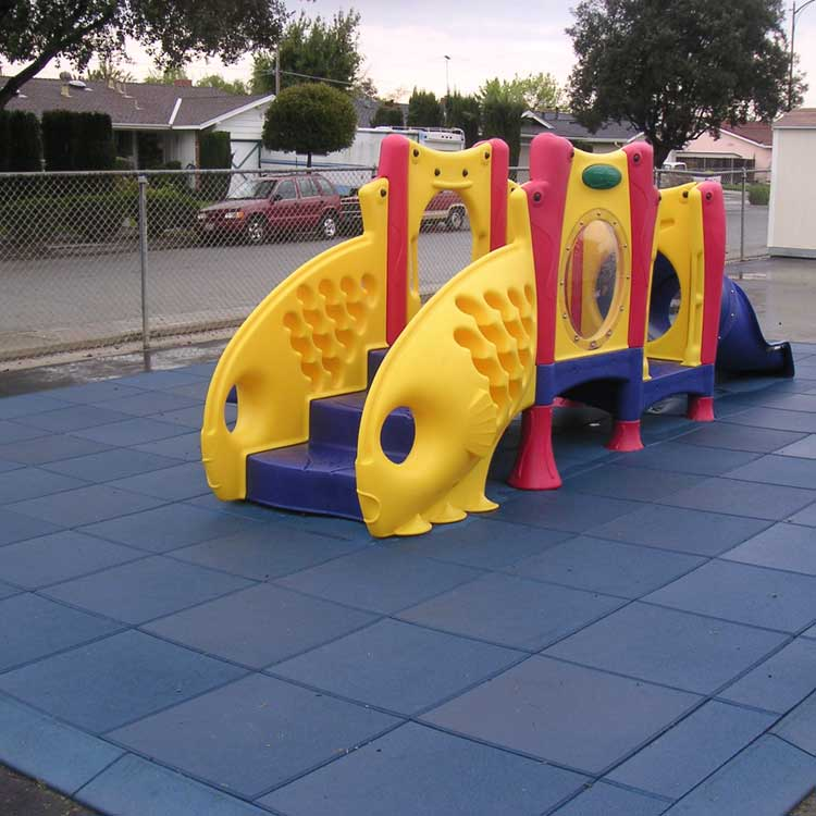 Eco Safety Rubber Playground Surfacing