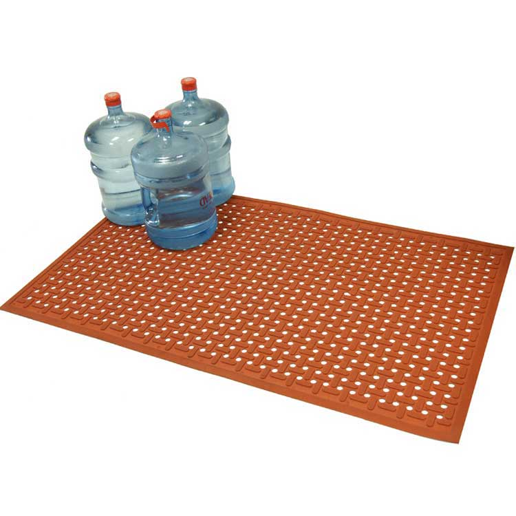 "Restaurant Kitchen Mats kitchen mat"" grease-resistant rubber mat"