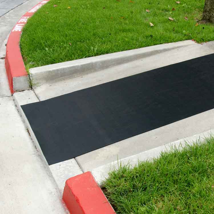 Quot Corrugated Ramp Cleat Quot Rubber Runners