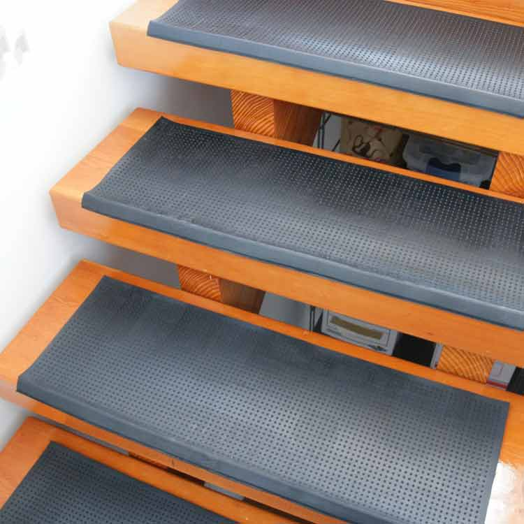 Safety First Rubber Stair Mats