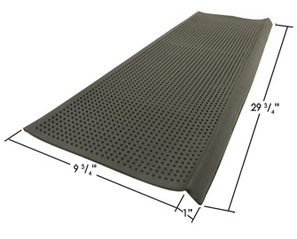 Quot Safety First Quot Rubber Stair Mats