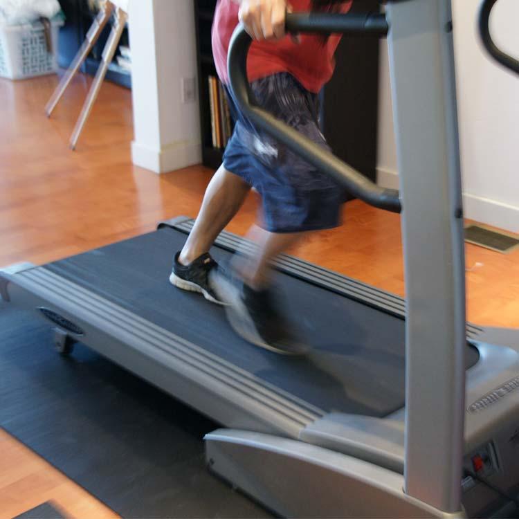 Quot Treadmill Mat Quot Recycled Rubber Mats