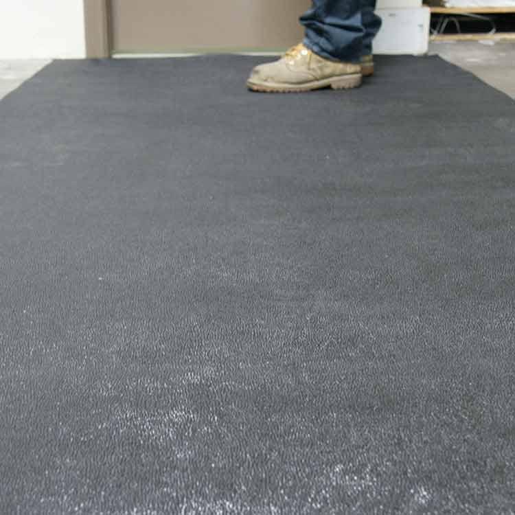 Quot Tuff N Lastic Quot Anti Slip Flooring The Rubber Flooring