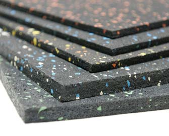 Recycled Rubber Cal Sheet