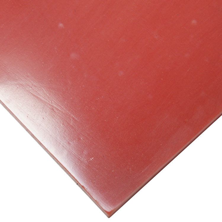 Silicone Commercial Grade Red Orange 50a
