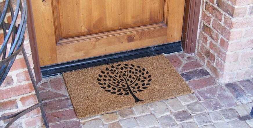 Modern Designer Doormats & Doormat Articles