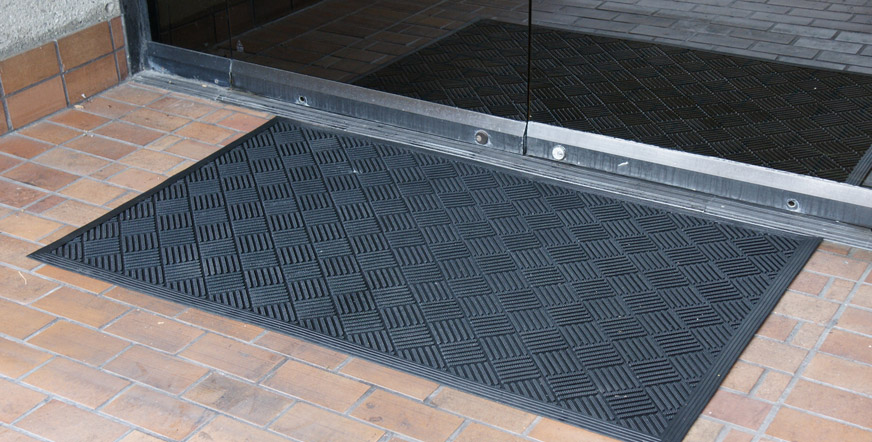 what can front doormats do for my business